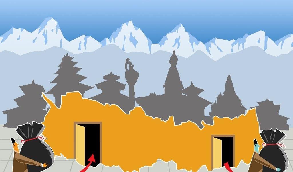 नेपालका ९ बैंक र १० कम्पनीमार्फत ११ वर्षमा रु.३४ अर्ब ८४ करोड शंकास्पद धन ओसारपसार